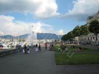 Июнь. Набережная Женевы