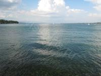 Женевское озеро в Женеве