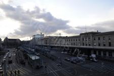 Железнодорожный вокзал Женевы