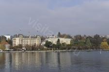Лозанна Отель Beau-Rivage Palace (Бо-Риваж Палас) 5*****. Дворец для по-настоящему богатых