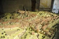 Реконструкция средневековой Лозанны