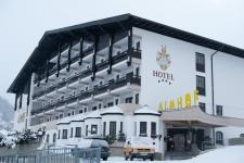 Галтюр. Отель Almhof.