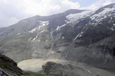 Хайлигенблют. Здесь был ледник Pasterze.