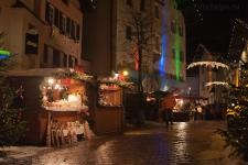 Китцбюэль в ожидании Рождества. Декабрь 2012.