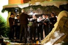 Рождественский хор в Китцбюэле.