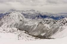 Насфельд - это Доломитовые Альпы.