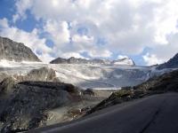 Ледник Реттенбах в июле 2006 г.