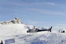 Экскурсионный вертолет на Мармоладу.