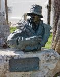 Памятник Анжело Дибона (Angelo Dibona), легендарному альпинисту  и уроженцу Кортины.