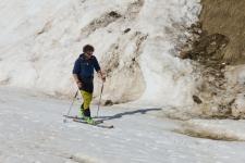 Колере. Весенний ски-туринг