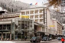Давос. Отель Europe 4*.
