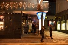 Ex Bar - популярное место в центре Давоса рядом с подъёмником на Парсенн.
