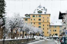 Клостерс. Отель Vereina 4*.