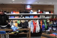 Bogner - самая популярная торговая марка в Самнауне.