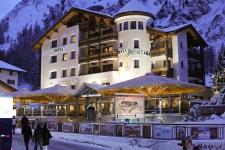 Отель Chasa Montana.