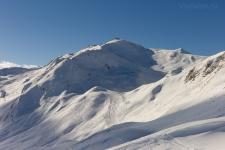 Самнаун. Вершина Greitspitz, 2872 м.