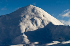 Самнаун. Гора Munschuns, 2656 м.