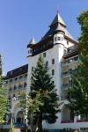 Отель в Понтрезине.