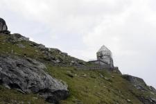Хайлигенблют. Смотровая башня на леднике