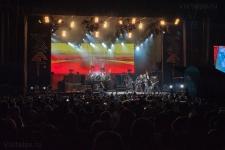 Ишгль. Концерт Scorpions на открытии зимнего сезона 1 декабря 2012