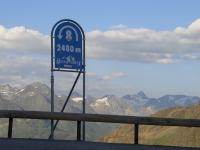 Зельден. Дорога на леднике летом открыта для всех