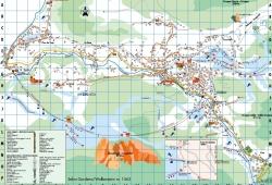 План Selva Gardena