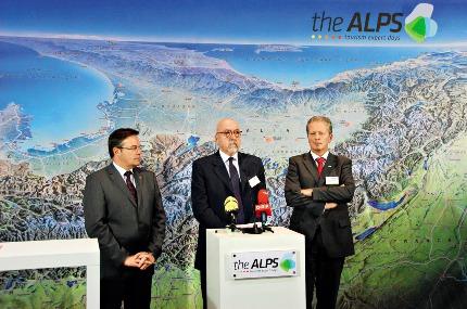 На Инсбрукском саммите министры туризма альпийских стран и регионов подписали Манифест по вопросам интеграции альпийских земель в единый макрорегион в целях дальнейшего развития туризма, бизнеса и среды обитания на новой политической платформе